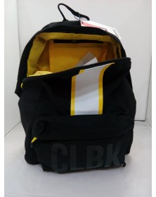 ZAINO CLBK BLACK/YELLOW COLOURBOOK
