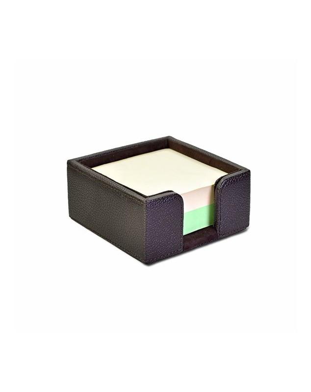 campo-marzio-cubo-portafoglietti-da-scrivania-marrone
