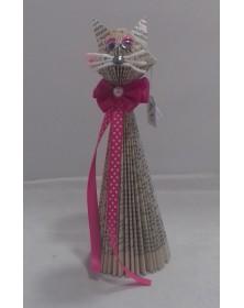 libro-scultura-gatto-fiocco-viola