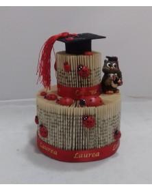 libro-scultura-torta-laurea