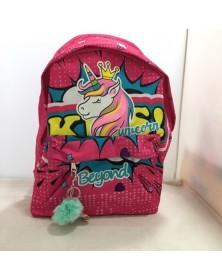 zaino-beyond-unicorno-rosa