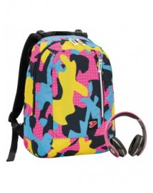ZAINO SEVEN DOUBLE B. PACK CAMOUFLAGE