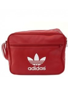 TRACOLLA AIRLINER ROSSA ADIDAS