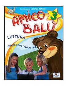 AMICO BALU` 3  LETTURA +STO.GEO.+MAT.SCI