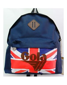 ZAINO HARLOW GOLA NAVY/RED/WHITE