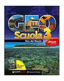 GEOSCUOLA 3  GIRO DEL MONDO +ATLANTE