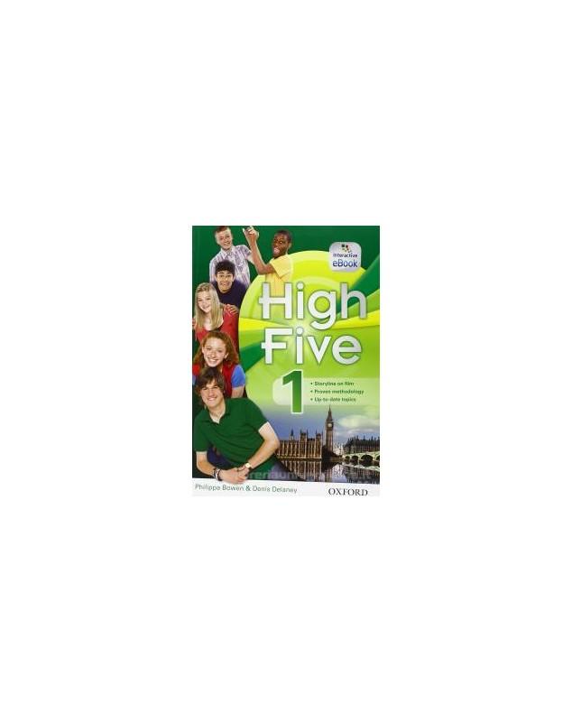 HIGH FIVE 1 SUPER PREMIUM (ST&SB&WB+EBK+CD) Vol. 1
